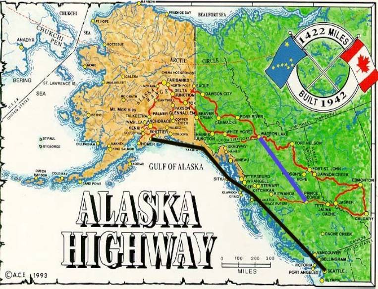 Us Highway Map Globalinterco - Map of highways in us